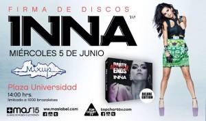 Firma de discos Inna 2013