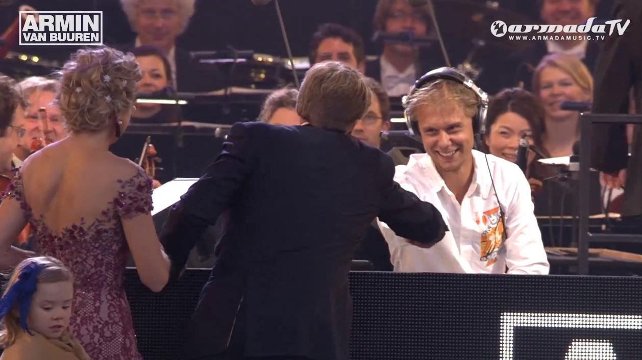 Armin van Buuren y su concierto «Real»   Be Tronic Music