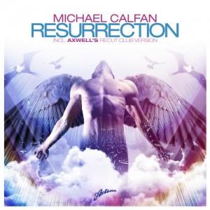 Resurrection (Axwell's Re-Cut Club Version) Single