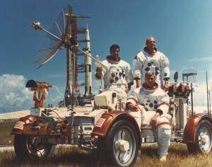Jack (Izquierda), Eugene (Sentado), Evans (Derecha)