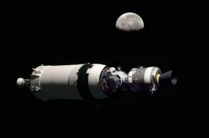 S-IVB el objeto que de acuerdo a la NASA es lo que Eugene observó