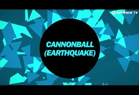 cannonball earthquake � the remixes be tronic music