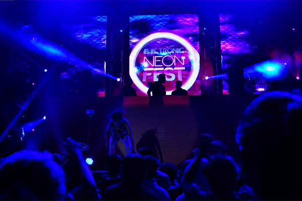 Electronic Neon Fest
