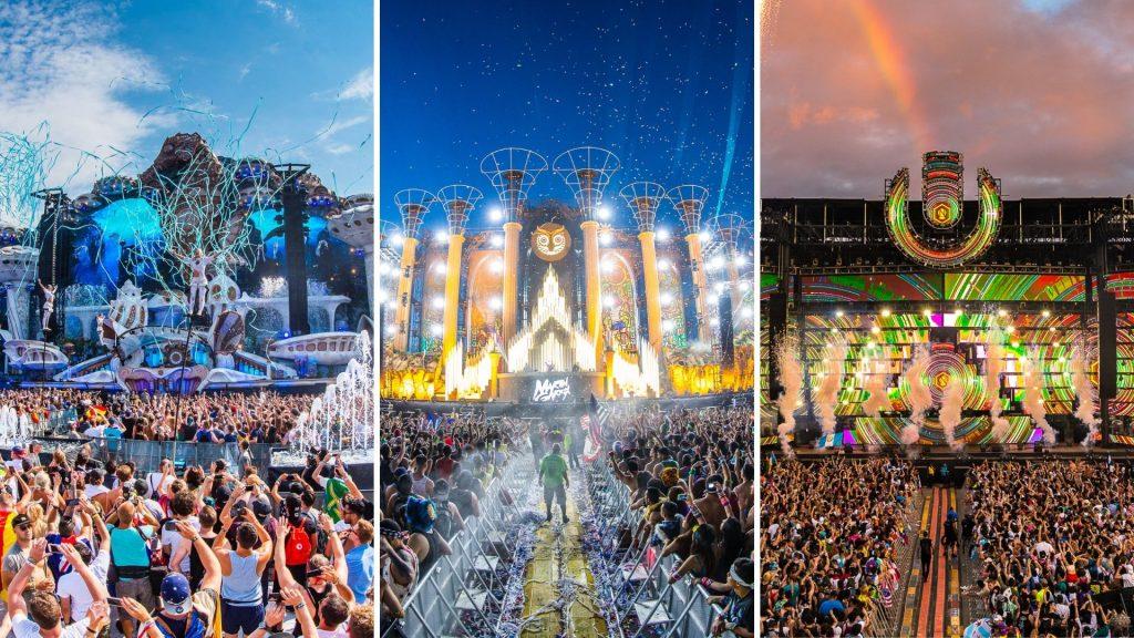 No solo los festivales pequeños corren riesgo de desaparecer , también los grandes.