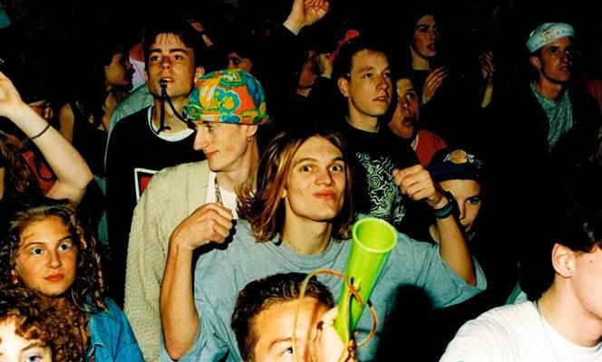 Acid house , impacto e historia en el mundo