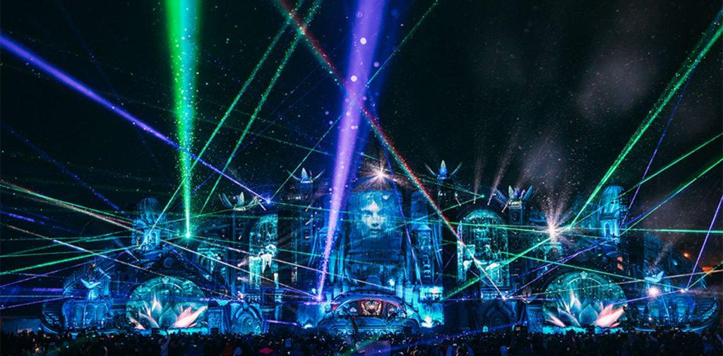 Tomorrowland 1000 anthems