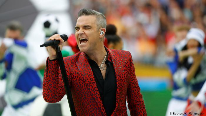 Robbie Williams Club Nocturno