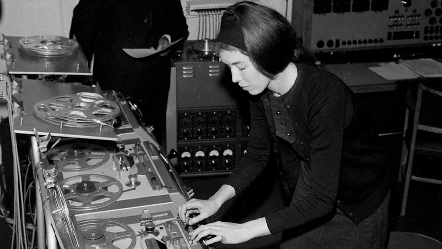 Historia de la música electrónica