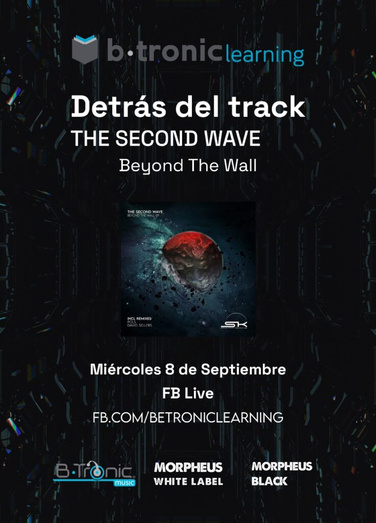 Detrás del track Be Tronic Learning